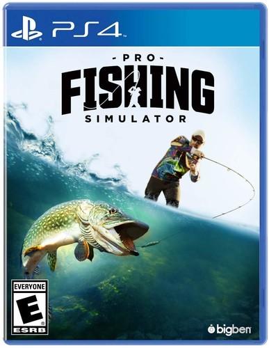 - Pro Fishing Simulator