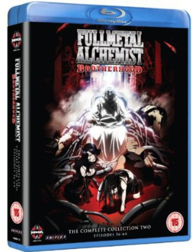 Fullmetal Alchemist: Brotherhood-Complete Collection