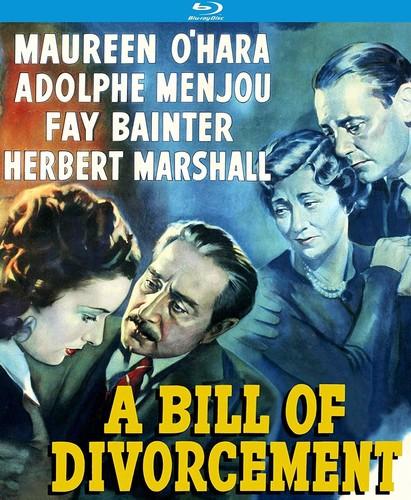 - Bill Of Divorcement Aka Never To Love (1940)