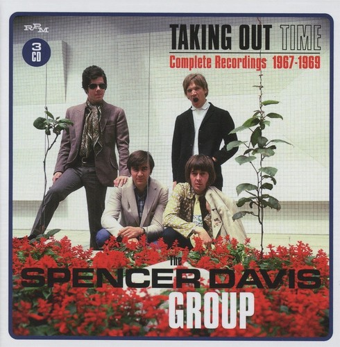 Taking Out Time: Complete Recordings 1967-1969 [Import]