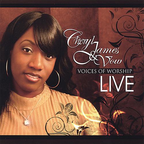 Cheryl James & Vow Live