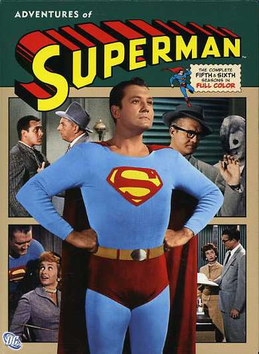 Adventures of Superman: The Complete Fifth and Sixth Seasons
