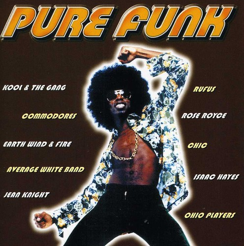 Pure Series - Vol. 1-Pure Funk