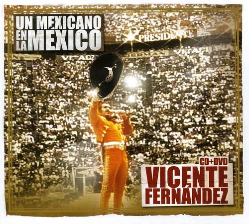 Vicente Fernandez - Un Mexicano En La Mexico [Import]