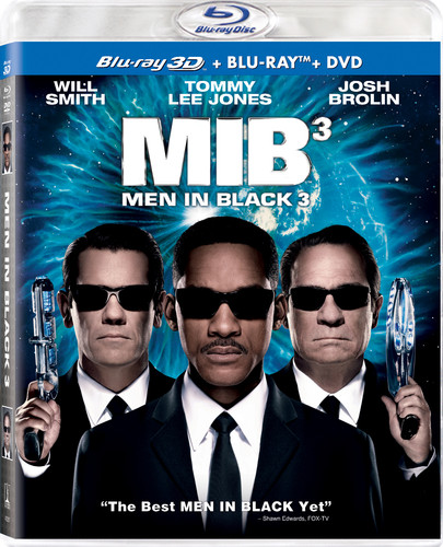 Men In Black [Movie] - Men In Black 3 [3D]