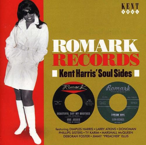 - Romark Records: Kent Harris' Soul Sides [Import]
