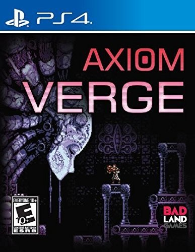 Axiom Verge for PlayStation 4