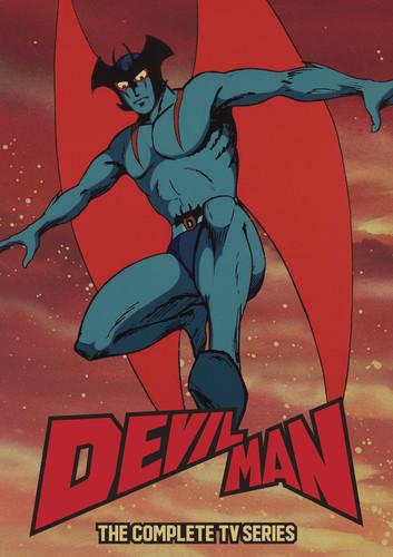 Devilman Complete TV Series