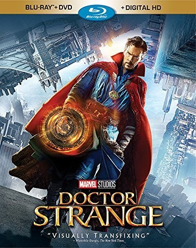 Marvel's Doctor Strange [Blu-ray/DVD]