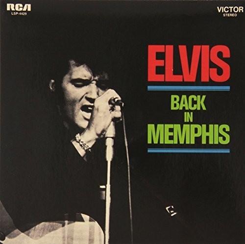 Elvis Presley - Back In Memphis [Audiophile Translucent Gold LP]