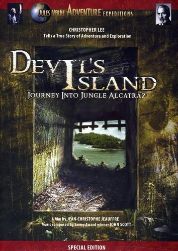 Devils Island : Journey Into Jungle Alcatraz