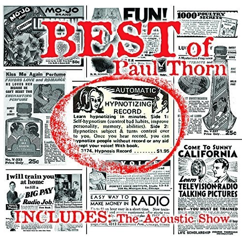 Paul Thorn - Best Of Paul Thorn (Includes The Acoustic Show)
