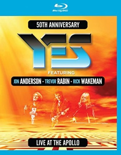 Yes - Live At The Apollo [Blu-ray]