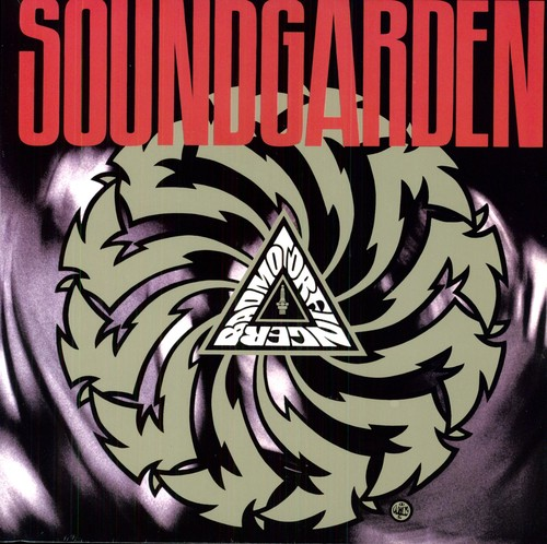 Soundgarden - Badmotorfinger [Import Limited Edition LP]