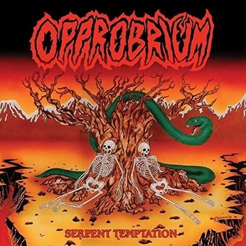 Opprobrium - Serpent Temptation [Vinyl]