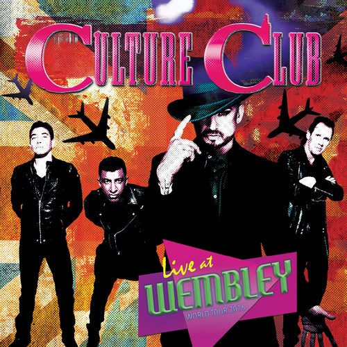 Culture Club - Live At Wembley - World Tour 2016 [Limited Edition 2LP]