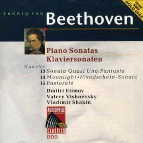 Beethoven: Pno Sonatas Nos 13 - 15