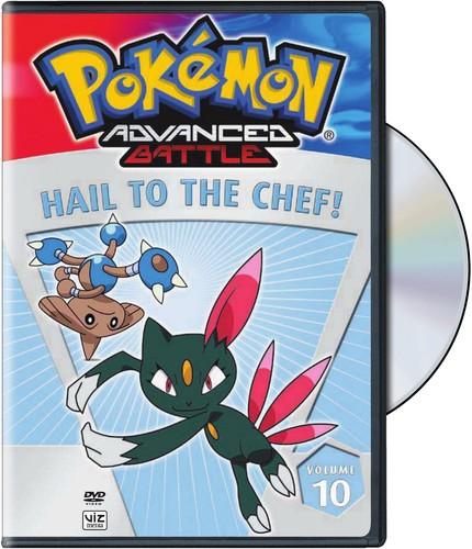 Pokemon 10: Advanced Battle - Hail to the Chef