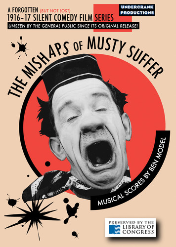 The Mishaps of Musty Suffer: Volume 1