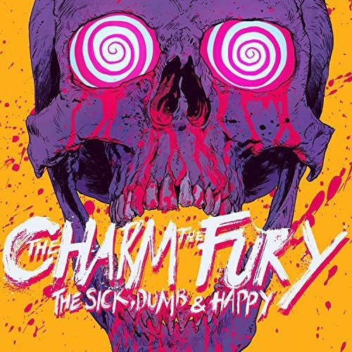 The Charm The Fury - The Sick, Dumb & Happy [Limited Edition Pink Vinyl]