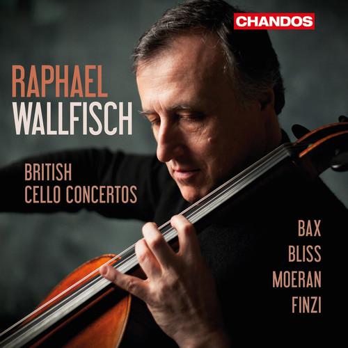 RAPHAEL WALLFISCH - British Cello Concertos