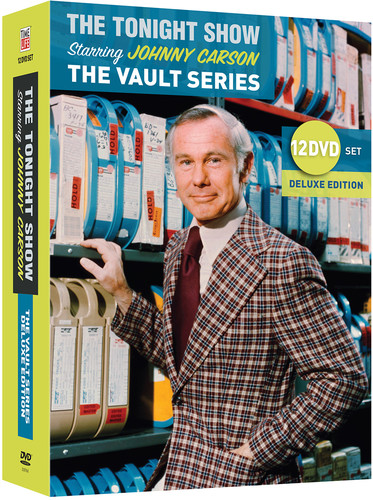 The Tonight Show Starring Johnny Carson: The Vault Series (12 DVD)