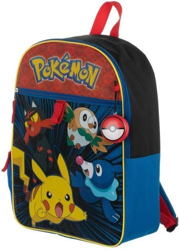 Pokemon 5 PC Backpack Set - Nintendo Pokemon 5 PC Backpack Set