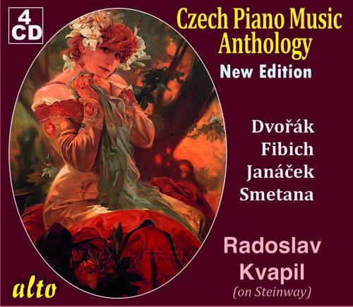 Radoslav Kvapil - Czech Piano Music Anthology