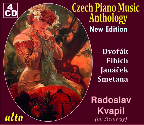 Czech Piano Music Anthology