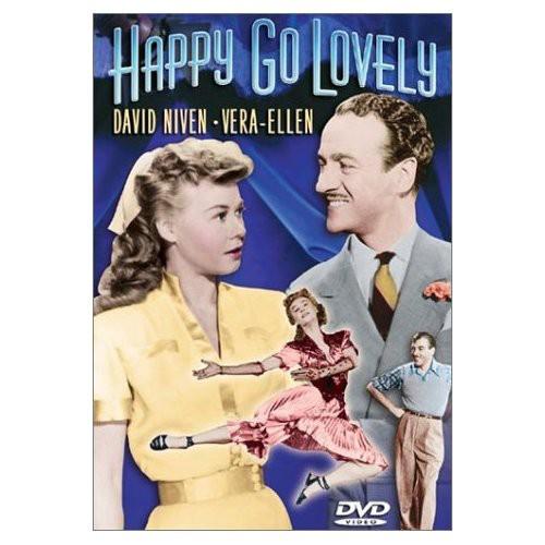 David Niven: Happy Go Lovely