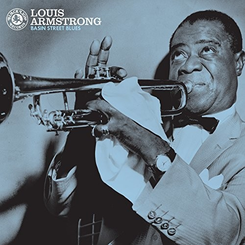 Louis Armstrong - Basin Street Blues [LP]