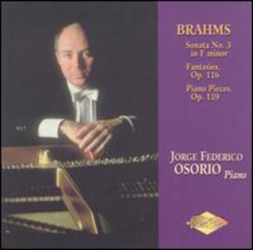 Piano Music: Sonata 3 /  Fantasies /  Piano Pieces