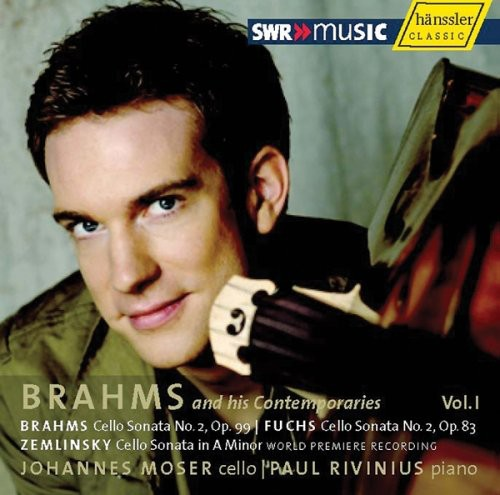 Johannes Moser - Brahms & His Contemporaries 1