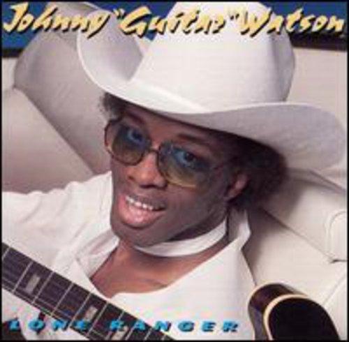 Johnny Watson Guitar - Lone Ranger