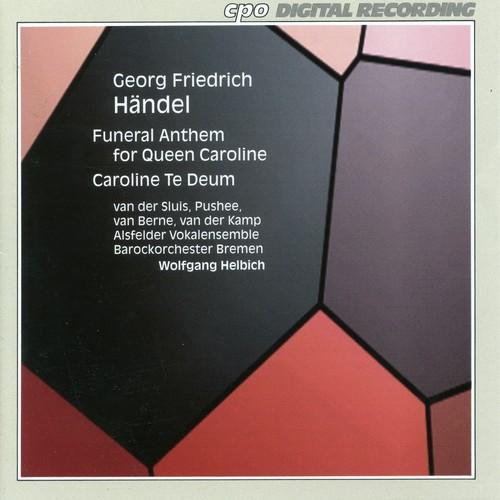 Bremen Baroque Orchestra - Anthem For Queen Caroline