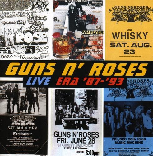 Guns N' Roses-Live Era 87-93