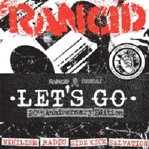 Rancid - Let's Go (Rancid Essentials 5X7 Inch Pack)