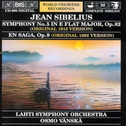 Symphony 5 in E Flat