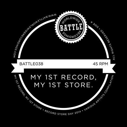 My 1st Record My 1st Store /  Various