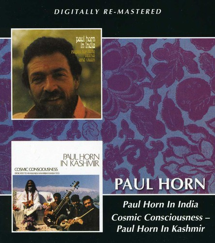 Paul Horn in Kashmir /  Paul Horn in India [Import]