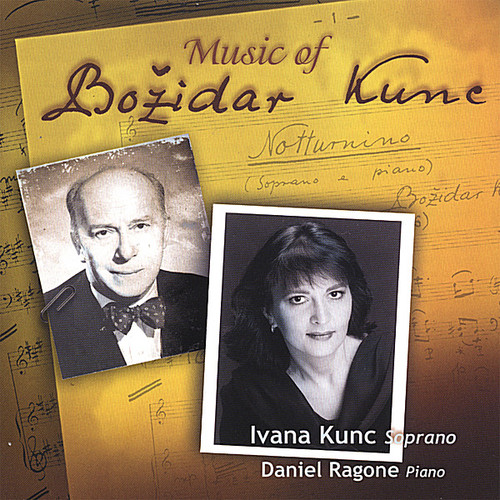 Music of Bozidar Kunc