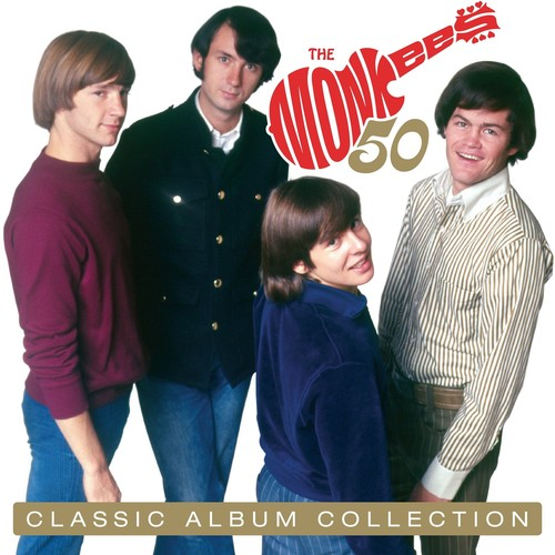 The Monkees - Classic Album Collection (Box) [Colored Vinyl]