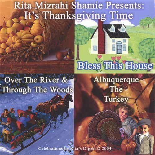 Grandma Rita Presents It's Thanksgiving Time .
