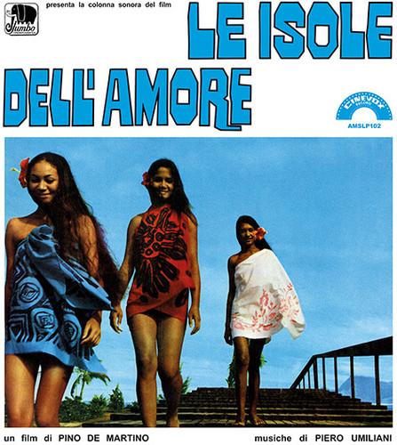 Le Isole Dell'amore (Original Soundtrack)