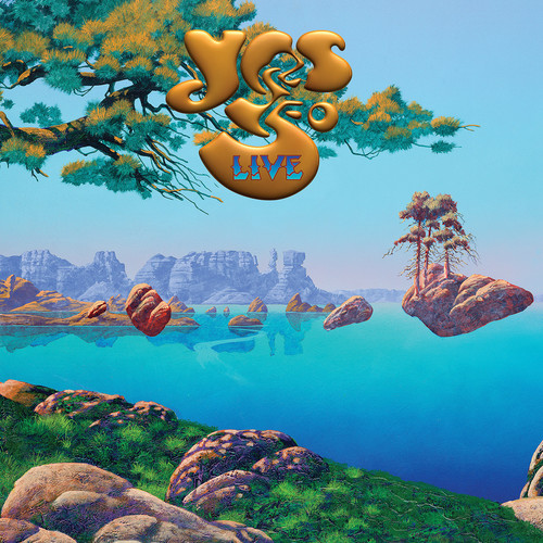 Yes - Yes 50 Live [4LP]
