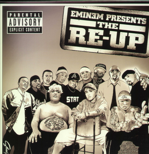 Eminem Presents the Re-Up [Explicit Content]