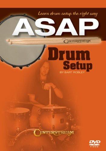 Asap Drum Set Up
