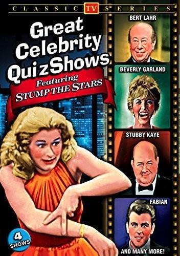 Great Celebrity Quiz Shows Featuring Stump