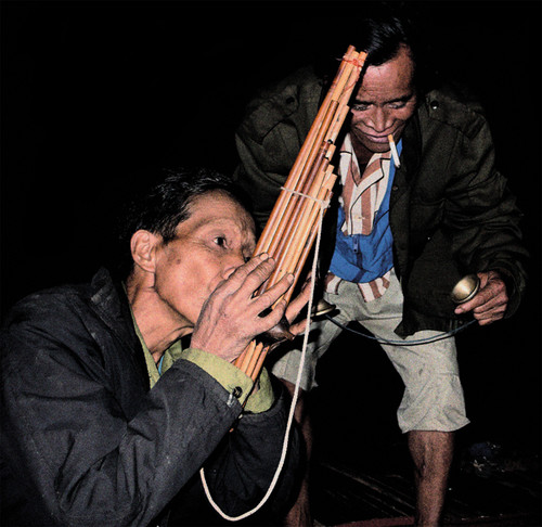 Music of Southern Laos
