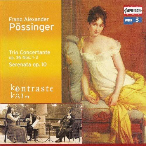 Trio Concertante /  Serenata
